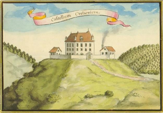 Dvorac Orehovica